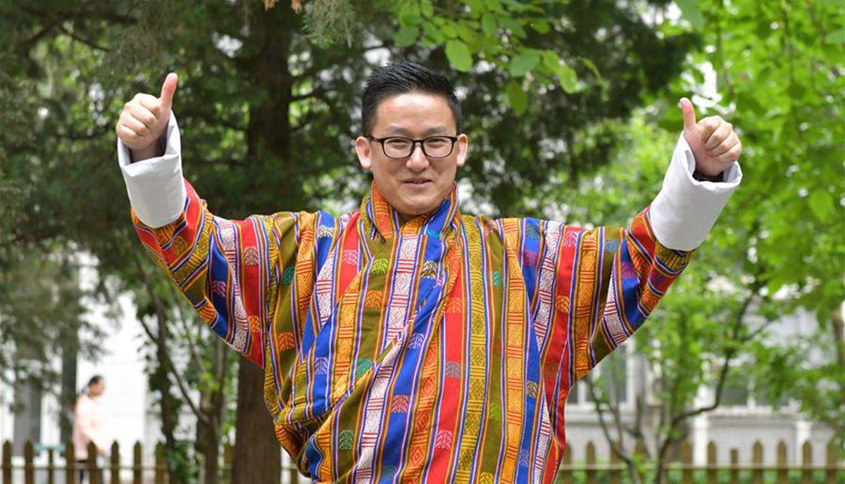 """(아시아문명대화대회) '청년의 눈에 비친 아시아 다원 문명'—""""부탄 문화 전시를 통해 아시아 문명의 다양성 체험"""""""