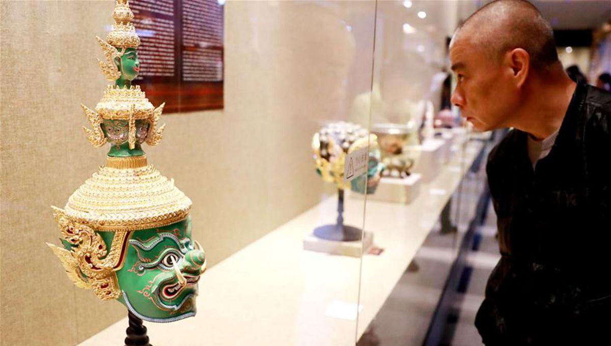'문명의 창의—아시아무형문화재전' 베이징서 개막