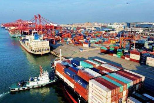 1-10월 중국 대외무역 수출입 2.4% 증가