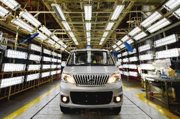 11월 중국 제조업 PMI 확장국면 회복