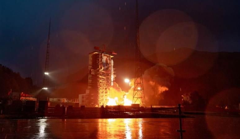 中, 야타이6D 위성 성공리에 발사