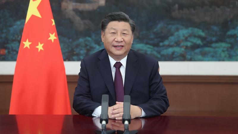시진핑 주석, 2020년 중국국제서비스무역교역회 글로벌 서비스 무역 서밋에서 축사