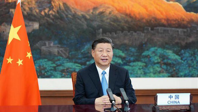 시진핑 中주석, 제75차 유엔 총회 일반토의서 중요 연설