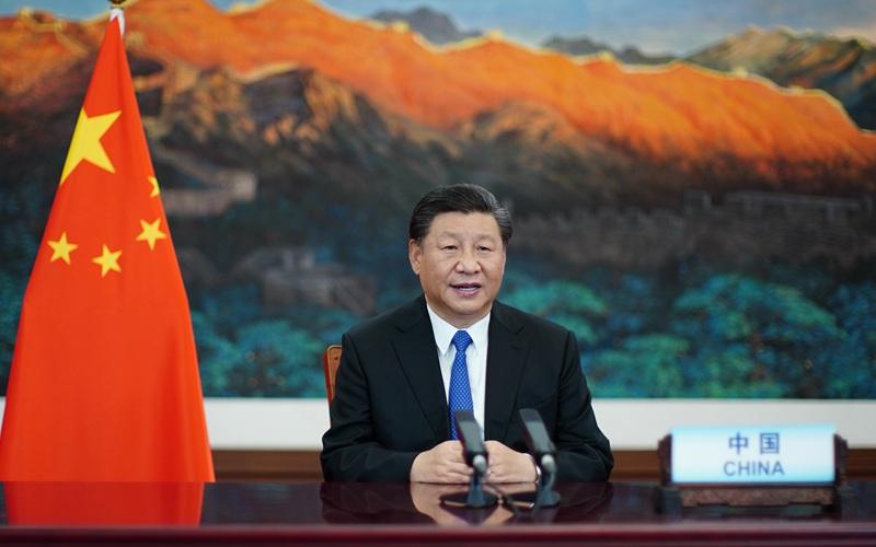 시진핑 中주석, 유엔총회 베이징 세계여성대회 25주년 기념 고위급 회의서 연설