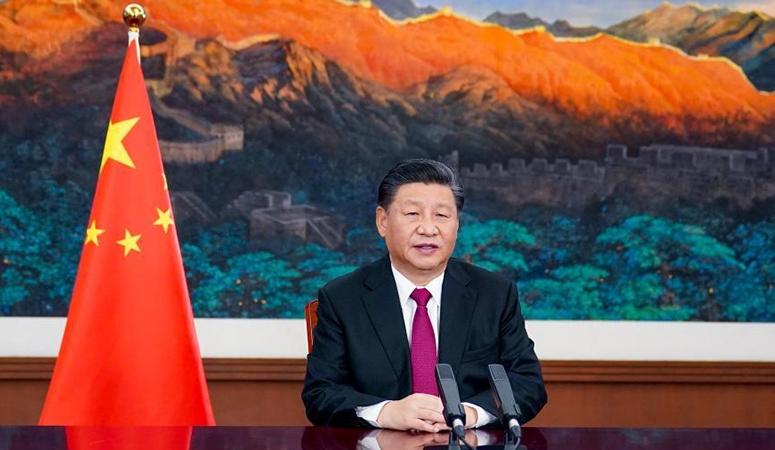 시진핑 中국가주석, 베이징서 WEF '다보스 아젠다' 화상회의에 참석해 특별 연설 발표