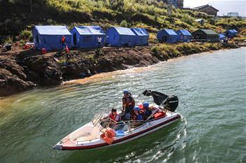 中 구이저우성 여객선 전복, 10명 사망∙5명 실종...수색∙구조 진행