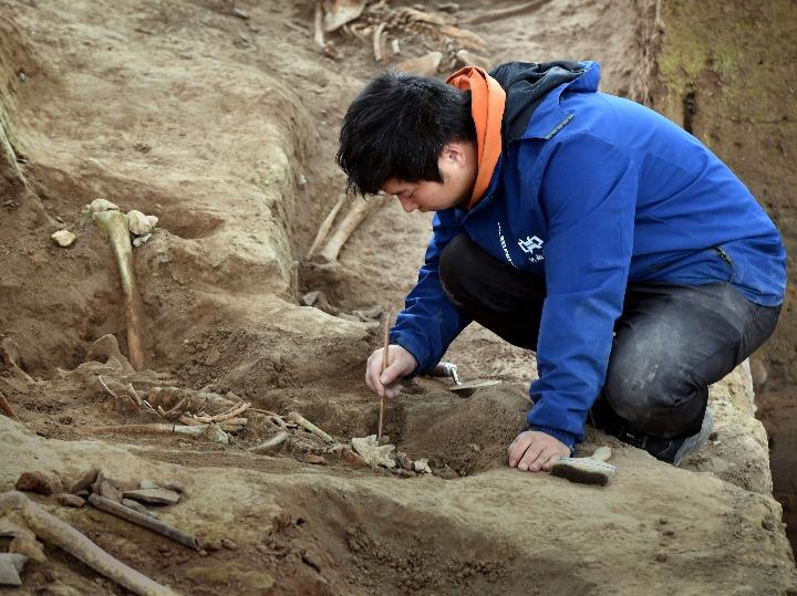 中 양사오촌 고고학유적공원, 황허 문명 유적을 한눈에