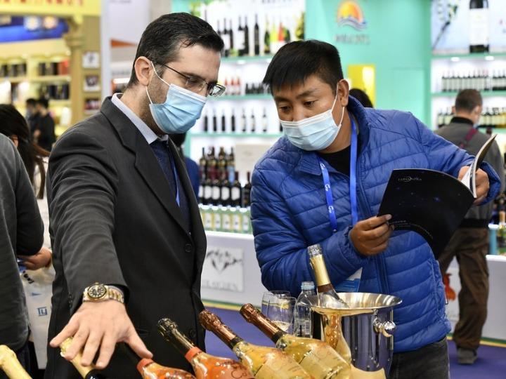 '제105회 중국식음료박람회' 현장 속으로