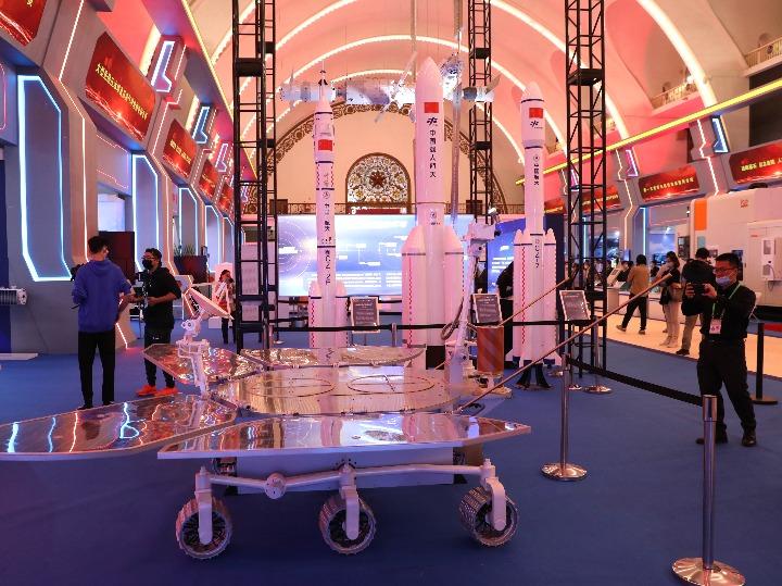 """中 """"'13차 5개년' 과학기술 혁신 성과 전시회"""" 21일 베이징서 열려"""