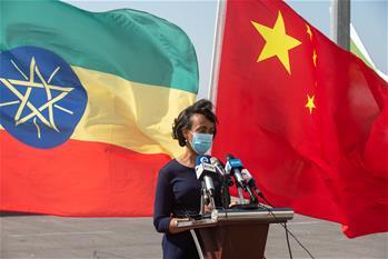 에티오피아 보건장관, 중국 백신의 효능과 안전성 칭찬