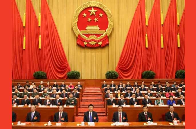 12기 전인대 3차회의 베이징서 폐막
