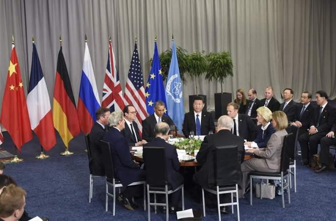 시진핑, 이란 핵문제 6자 메커니즘 정상회의 참석