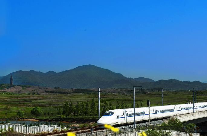 가장 아름다운 고속철도