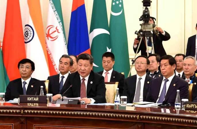 시진핑, SCO 서밋 이사회 제16차 회의 참석 및 중요한 연설 발표