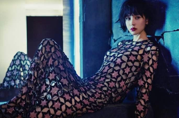 왕즈원 패션 화보 공개, '개성만점 카리스마'