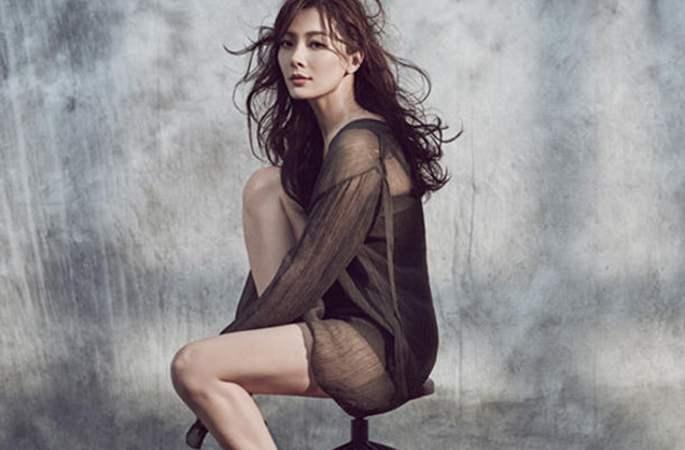 천수 동양미 화보 공개,그녀만의 매력 연출