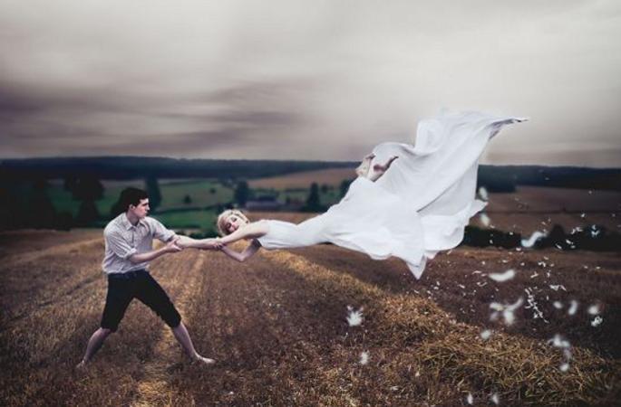 환상적인 작품 사진들, 과연 어떻게 만들어지는 것일까?