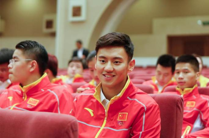 리우올림픽 중국대표팀 출범