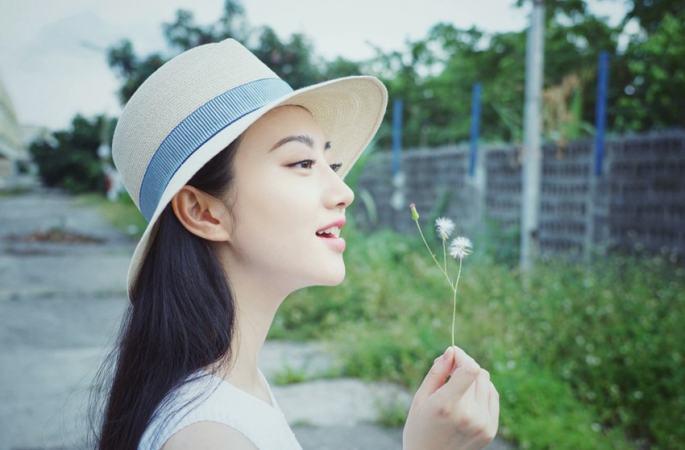 시원한 징톈의 여름 패션, 상큼하고 발랄하게