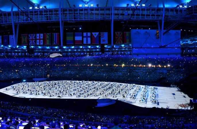 리우올림픽 개막