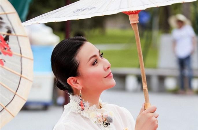 52세 류자링 리얼리티 촬영, 다소곳한 쑤저우 여인으로 변신