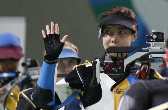 [올림픽] 中 두리 이쓰링 女 사격서 각기 銀, 銅 ...미국 대회 첫 금메달