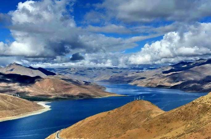 시짱 3대 호수, 세계에서 가장 아름다운 '양줘융춰'