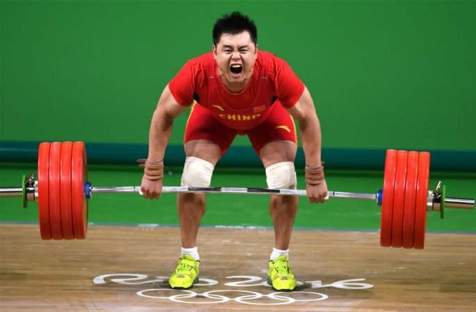 [리우올림픽] 역도 남자 105kg급, 중국 선수 양저 4위 차지