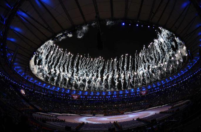 리우올림픽 폐막식 개최