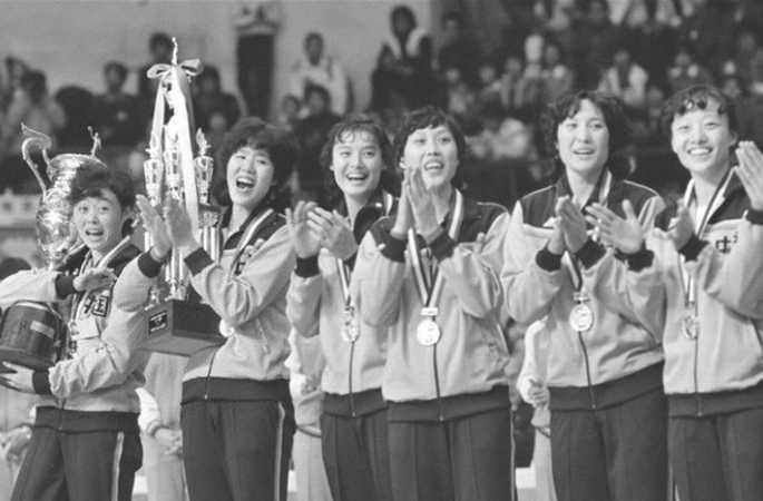 중국 여자배구 총 9회 우승, 항상 최선을 다한다