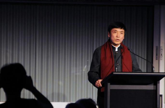 中 아동문학 작가 차오원쉬안 안데르센상 수상
