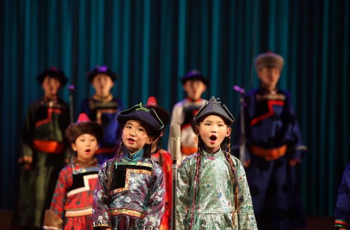 """""""감지중국·몽골행"""",몽골국민들이다채로운중국을감지하게"""