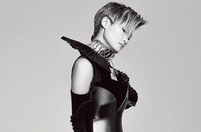 걸크러쉬 리위춘, 데뷔 11주년 한결 같은 매력