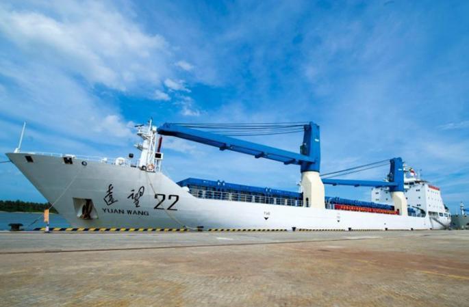 창정 5호 운반로켓 하이난 원창 도착, 11일 발사 예정
