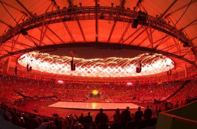 제15회 리우 장애인올림픽 개막