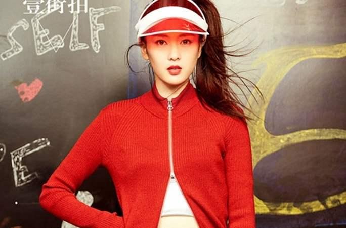 '리틀 장쯔이' 퉁야오의 화려한 길거리 패션