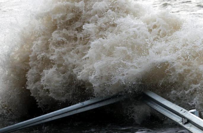 국가홍수방지휘부, '말라카스' 방어 3등급 대응책 가동
