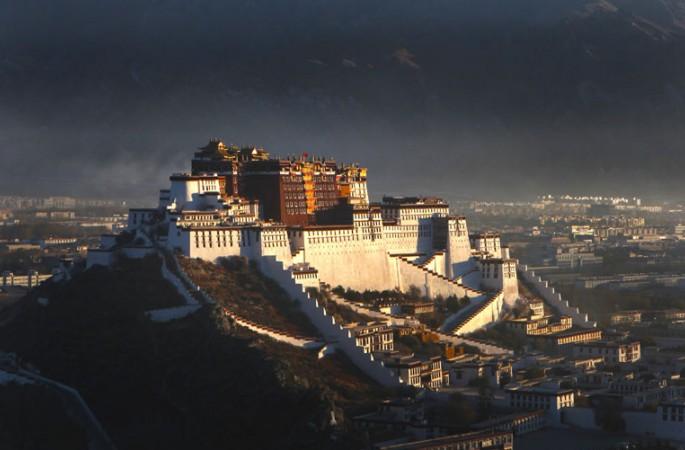 부다라궁: 티베트의 역사책