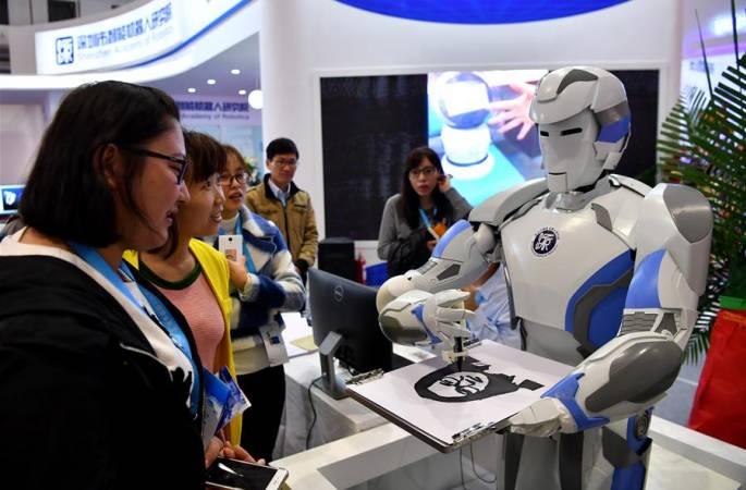 2016세계 로봇대회 베이징서 개막