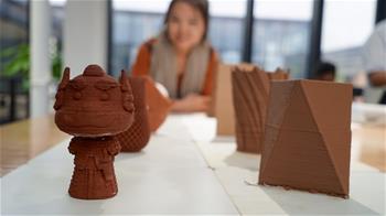 """도자기3D 인쇄, 대중들과 """"도예가"""" 사이의 거리 가깝게 하다"""