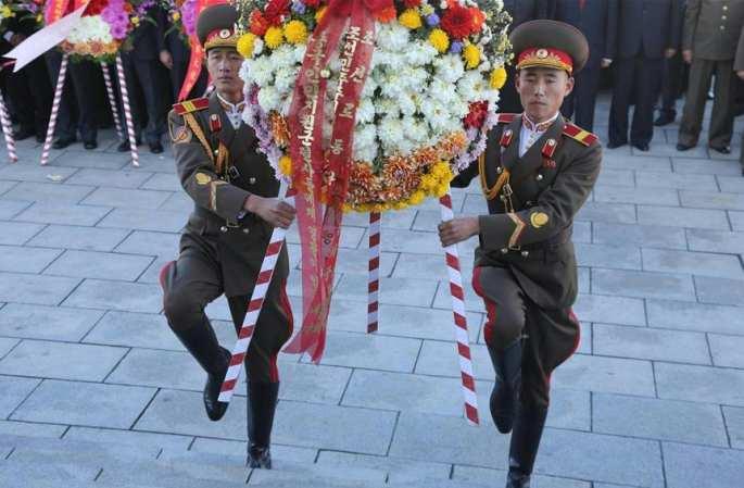 中朝, 중국인민지원군 조선전선참전 66주년 공동 기념