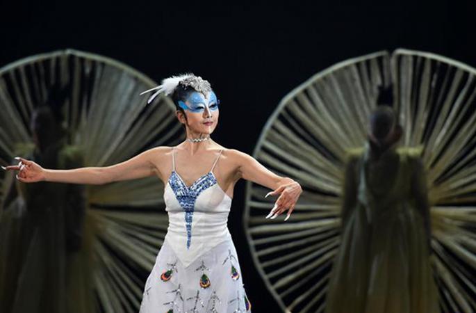 '공작공주' 양리핑의 새 무용극, 쿤밍서 첫 공연