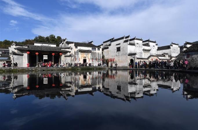 자연의 선물, 수묵화 같은 후이저우 풍경