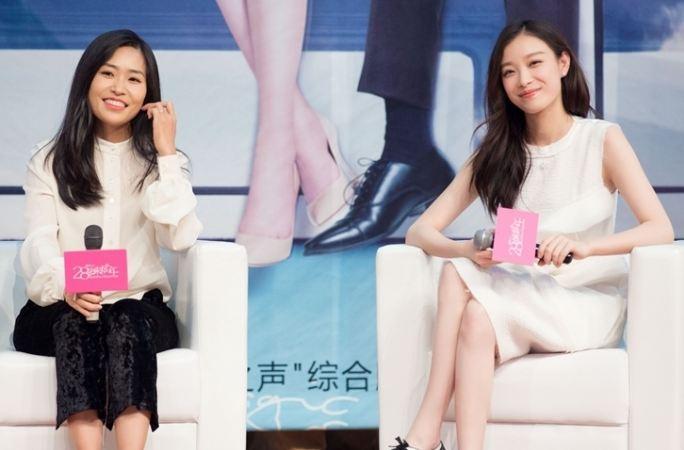 장이모우 감독의 딸 장모, 니니와 캠퍼스 탐방...영화 '28세 미성년' 홍보