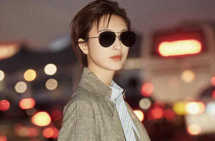 장리 최신 길거리 스타일 화보 공개