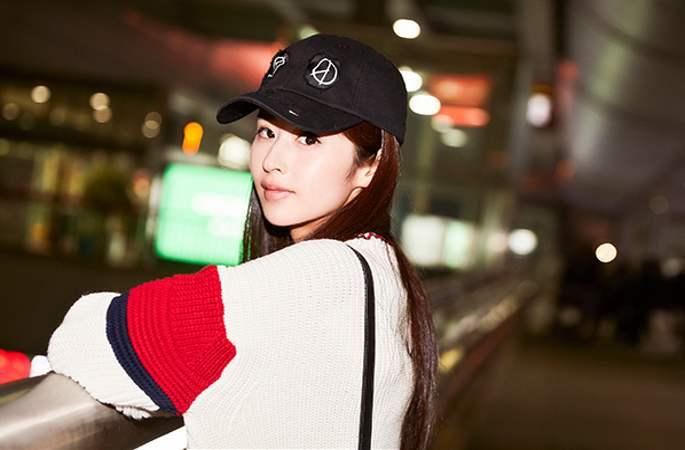 잉얼 최신 공항패션 공개