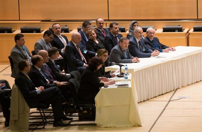 유엔 주도한 시리아문제회담, 제네바서 재개