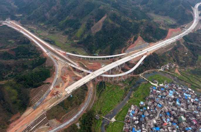 광시, '13.5'규획 기간 고속도로 7,000km 건설