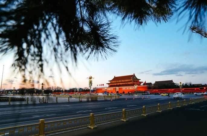 [양회] 아름다운 베이징
