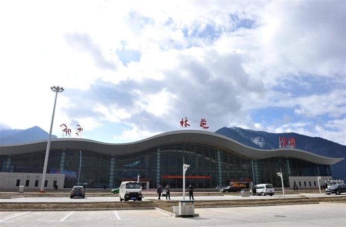 시짱, 2번째로 큰 공항 터미널 본격 가동